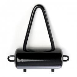 Cloche Noire pour Cravater le Tissus