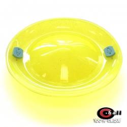 Assiette LED baguette plastique