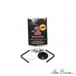 Kit Evolution 2 Mister Babache: roulement à bille