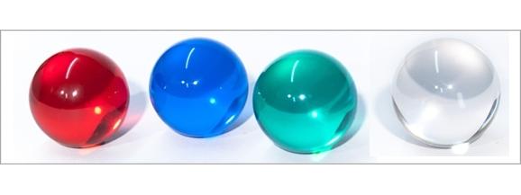 Balles Acrylliques