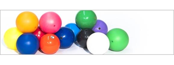 Balles Plastiques (Bubble, DX..)